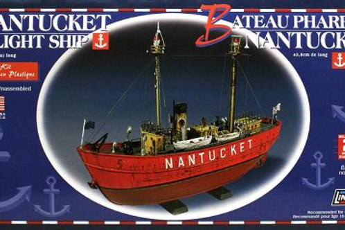 Lindberg - Nantucket Light Ship 1/96