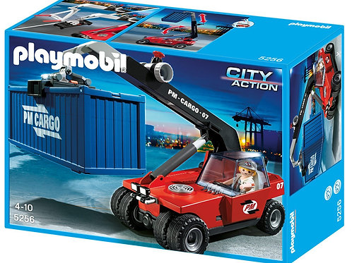 Playmobil 5256 - Cargo Transport with Container