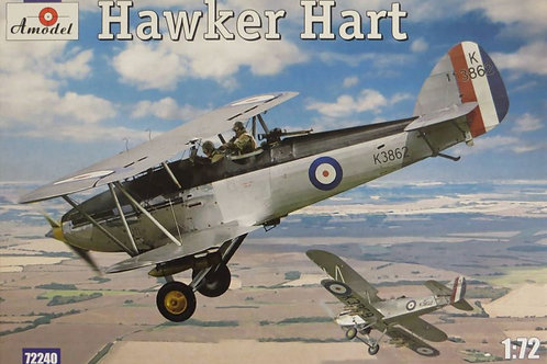 Amodel - Hawker Hart 1/72