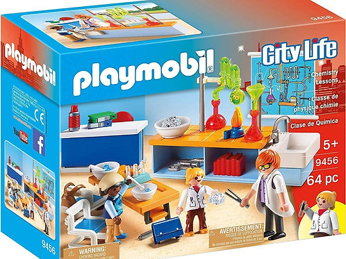 Playmobil 9456 City Life - Chemistry Lessons