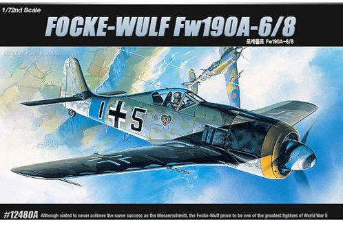 Academy - Focke-Wulf Fw 190A-6/A-8 1/72