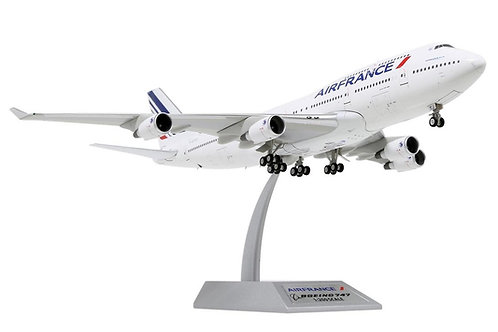 Inflight 200 - Boeing 747-400 Air France F-GITJ with stand 1/200
