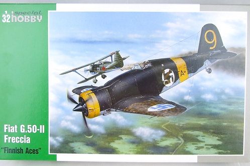 Special Hobby - Fiat G.50-II Freccia Finnish Aces