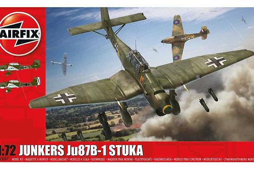 Airfix - Junkers Ju-87B-1 Stuka 1/72
