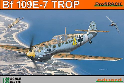 Eduard - Messerscmhitt Bf-109 E-7 Tropical 1/32