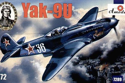 Amodel - Yakovlev Yak-9U 1/72
