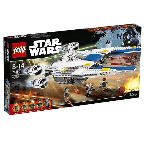 Lego 75155 Star Wars - Rebel U-wing Fighter