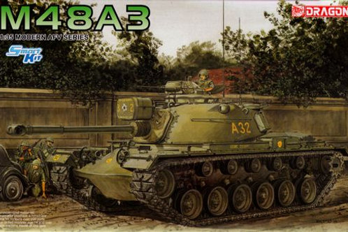 Dragon - M48A3 1/35