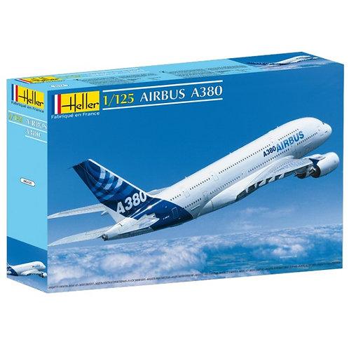 Heller - Airbus A380 1/125