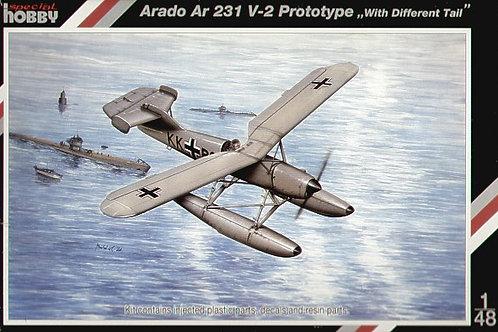 Special Hobby - Arado Ar 231 V-2 Prototype
