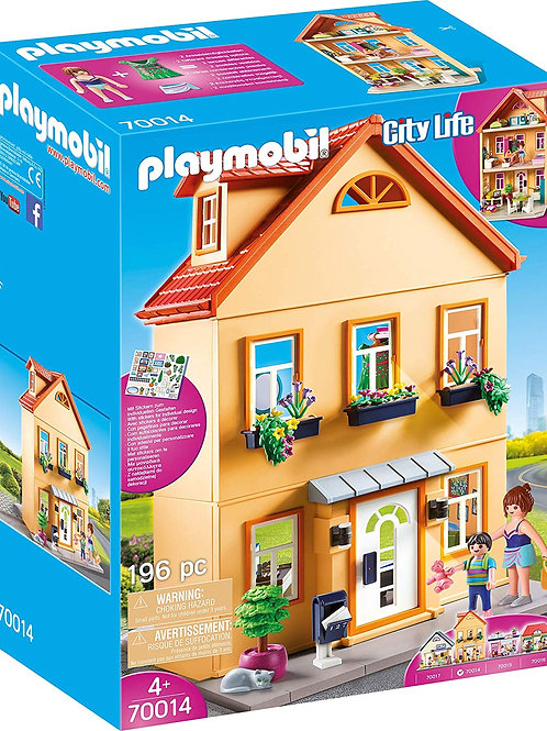 Playmobil 70014 City Life - My Town House