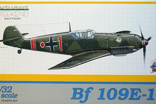 Eduard - Messerschmitt Bf-109E-1 Weekend Ed. 1/32
