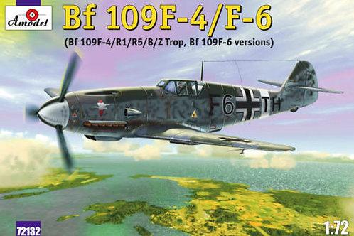 Amodel - Messerschmitt Bf109 F-4/F-6 1/72