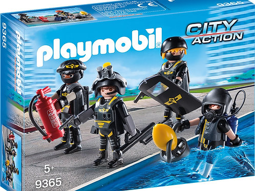 Playmobil 9365 City Action - Police Special Force