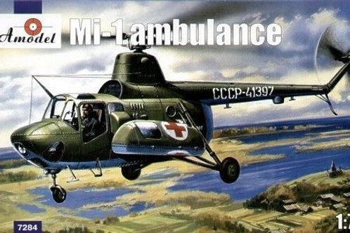 Amodel - Mil Mi-1 Ambulance 1/72