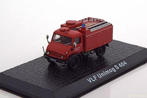 Altaya - Mercedes-Benz VLF Unimog S 404 1/72