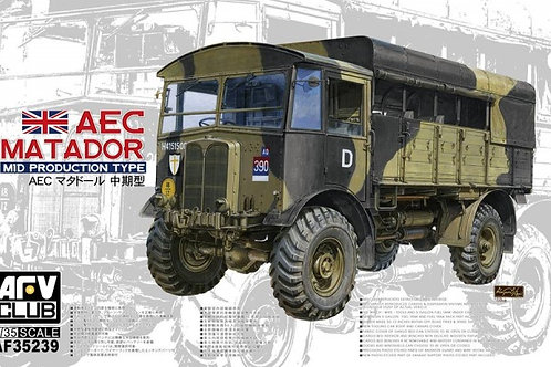 AFV Club - AEC Matador Mid Type 1/35