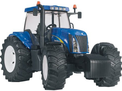 Bruder 03020 - New Holland T8040 Tractor 1/16