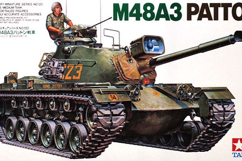 Tamiya - U.S. M48A3 Patton 1/35