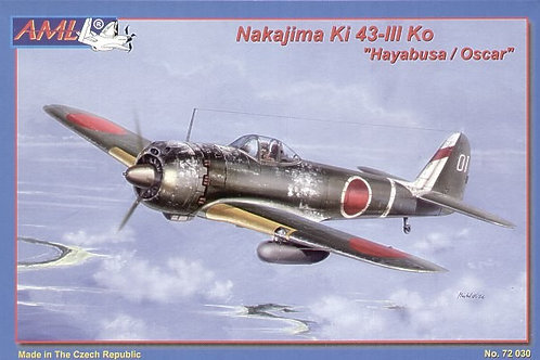 AML - Nakajima Ki43-III Ko Hayabusa/Oscar 1/72