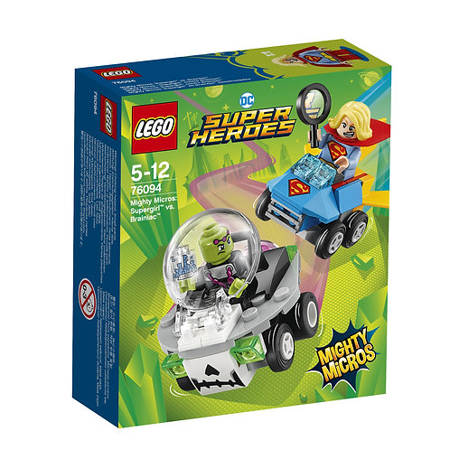 Lego 76094 Super Heroes - Supergirl Vs Brainiac