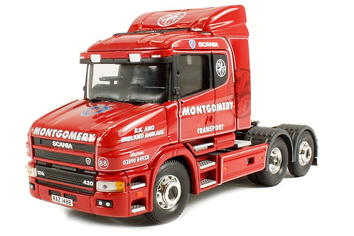 "Corgi - Scania T ""Montgomery Transport"" 1/50"