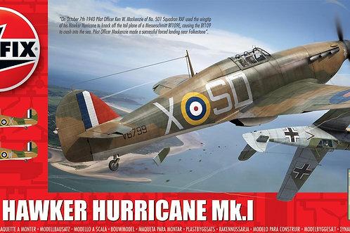 Airfix - Hawker Hurricane Mk.I 1/48