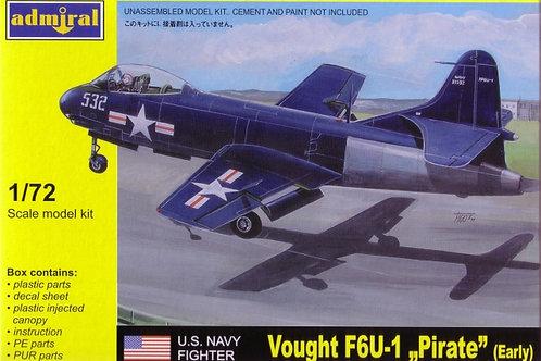 Admiral - Vought F6U-1 Pirate (Early) 1/72