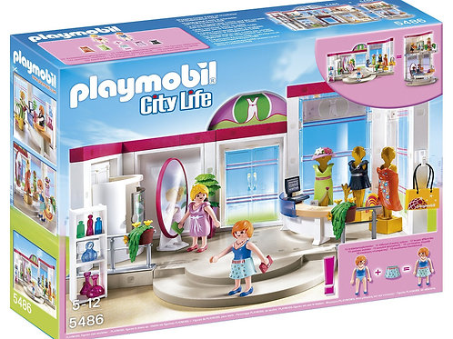 Playmobil 5486 City Life - Clothing Boutique