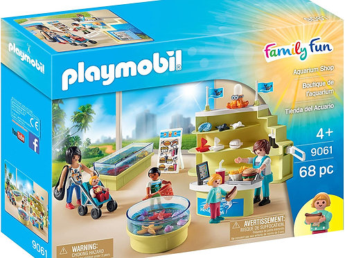Playmobil 9061 Family Fun - Aquarium Shop