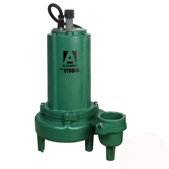 Bombas agua residual