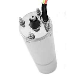 Bombas sumergibles encapsulados