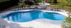 piscinas irregulares