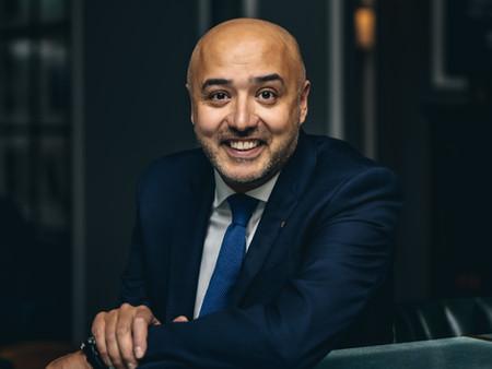 Maurizio Palermo, Bar Manager del The Donovan Bar di Londra