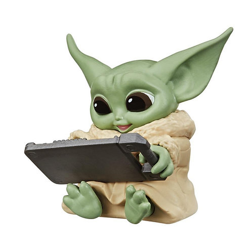 "Hasbro: Star Wars - The Child Figure - 2.25"" Scale Datapad Tablet Pose"