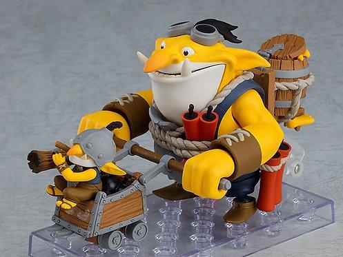 Nendoroid: Dota 2 Action Figure - Techies
