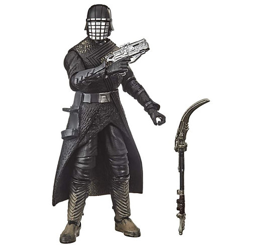 """Hasbro: Star Wars The Black Series 6"""" Scale Action Figure - Knight of Ren"""
