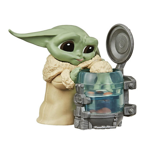 """Hasbro: Star Wars - The Child Figure - 2.25"""" Scale Curious Child Pose"""
