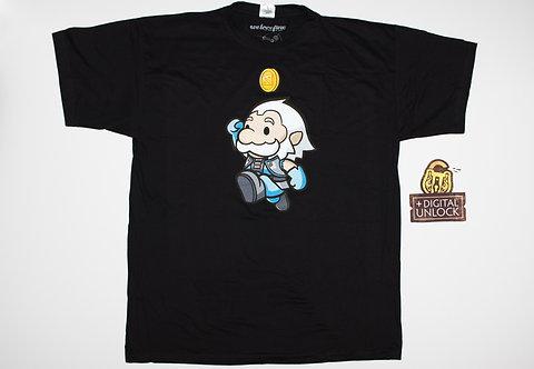 Official DOTA 2: Zeus 'Heavenly Jump' T-Shirt