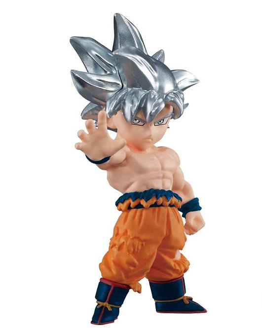 Dragon Ball: Adverge Motion Mini Action Figure - Son Goku (Ultra Instinct)