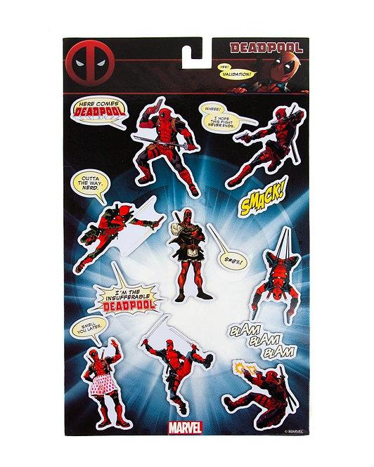 Official Marvel Deadpool Fridge Magnets