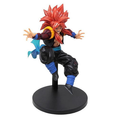 Super Dragon Ball Heroes: 9th Anniversary Super Saiyan 4 Xeno Gogeta Figure