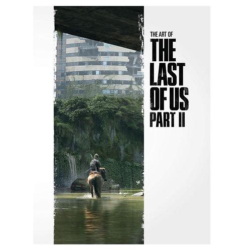 Dark Horse: Art Book - The Art Of The Last Of Us PartII