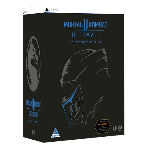 Official Mortal Kombat 11 Ultimate Kollector's Edition (PS5)