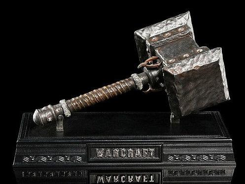 Official WETA Warcraft: Doomhammer of Orgrim (1:6 Scale Prop Replica)
