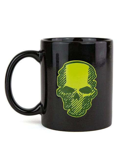 Official Ghost Recon Metal Badge Mug