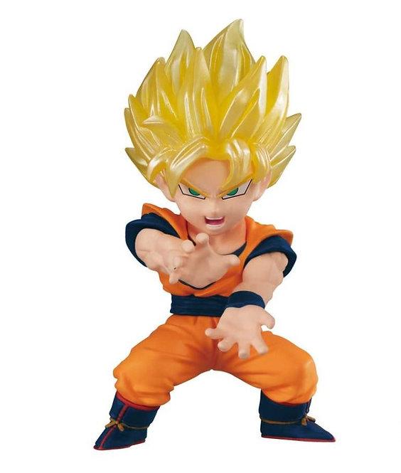 Dragon Ball: Adverge Motion Mini Action Figure - Son Goku (Super Saiyan)