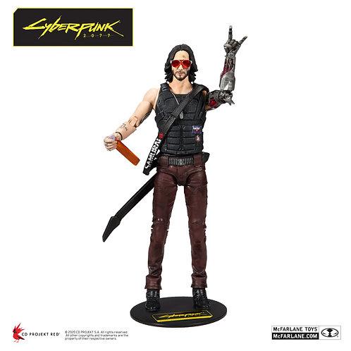 "McFarlane Toys: Cyberpunk 2077 - 7"" Scale Action Figure - Johnny Silverhand"