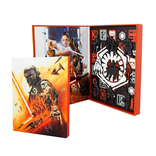 Official Star Wars 'First Order' Premium Pin Badge Set