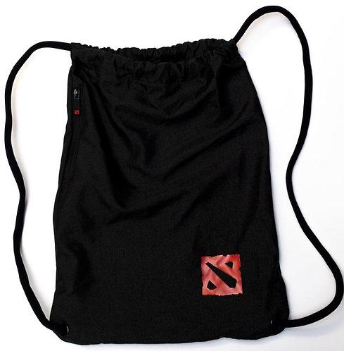 Official Dota 2 Drawstring Bag (TI 8 Red)